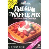 Waffle_mix